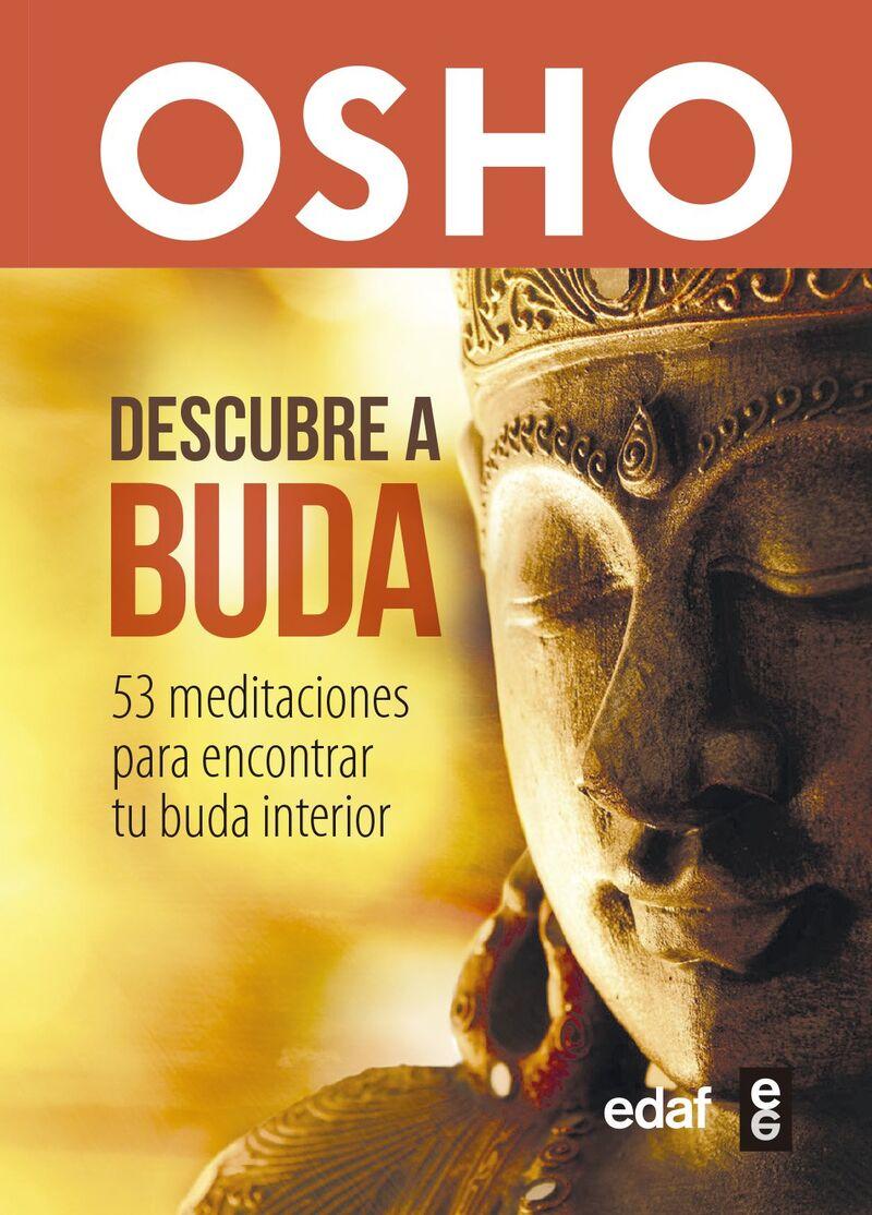 Descubre A Buda (+cartas) - 53 Meditaciones Para Encontrar Tu Buda Interior - Osho
