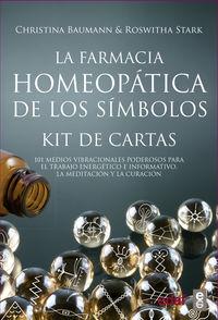 Farmacia Homeopatica De Los Simbolos, La (kit De Cartas) - Roswhita Stark / Christina Baumann