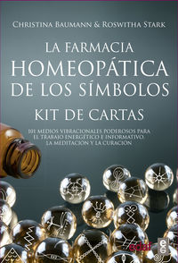 FARMACIA HOMEOPATICA DE LOS SIMBOLOS, LA (KIT DE CARTAS)