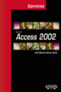 Access 2002 - Ejercicios - Jose Manuel Gomez