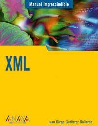 XML - MANUAL IMPRESCINDIBLE