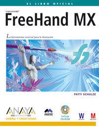 Freehand Mx + Cd-Rom - Patti Schulze