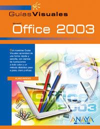 Office 2003 - Guias Visuales - Hilario Paredes