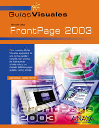 FRONTPAGE 2003 GUIAS VISUALES