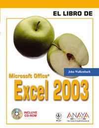 EXCEL 2003 - EL LIBRO DE MICROSOFT -
