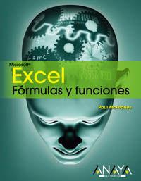 EXCEL - FORMULAS Y FUNCIONES
