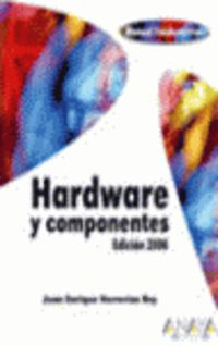 HARDWARE Y COMPONENTES