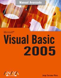 Visual Basic 2005 - Jorge Serrano Perez