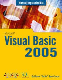 Visual Basic 2005 - Guillermo Som Cerezo