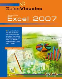Excel 2007 - Guias Visuales - Fernando Rosino Alonso