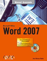 WORD 2007 (+CD)