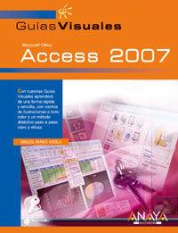 ACCESS 2007 - GUIAS VISUALES