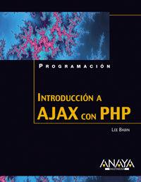INTRODUCCION A AJAX CON PHP