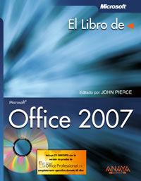 MICROSOFT OFFICE 2007 (+CD)