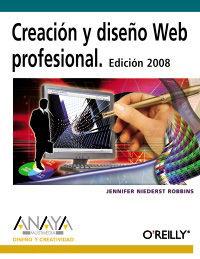 CREACION Y DISEÑO WEB PROFESIONAL 2008