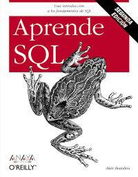 Aprende Sql (2ª Ed. ) - Alan Beaulieu