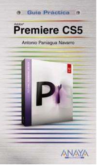 PREMIERE CS5 - GUIA PRACTICA