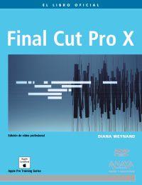 Final Cut Pro X - Aa. Vv.