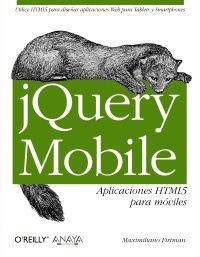 JQUERY MOBILE - APLICACIONES HTML5 PARA MOVILES