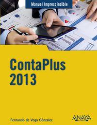 Contaplus 2013 - Fernando De Vega Gonzalez