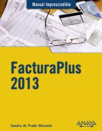 Facturaplus 2013 - Sandra De Prado Morante