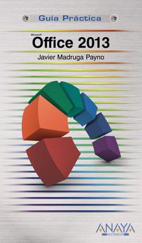 Office 2013 - Javier Madruga Payno