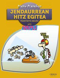 JENDEAURREAN HITZ EGITEA
