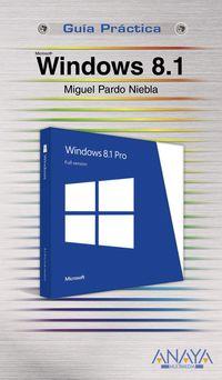 WINDOWS 8.1 - GUIA PRACTICA