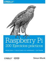 Raspberry Pi - 200 Ejercicios Practicos - Simon Monk