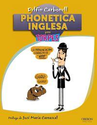 Phonetica Inglesa - Aa. Vv.