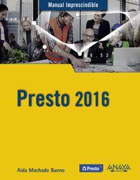 PRESTO 2016