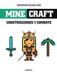MINECRAFT - CONSTRUCCIONES Y COMBATES