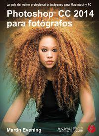 PHOTOSHOP CC 2014 PARA FOTOGRAFOS