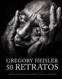 50 retratos - Gregory Heisler