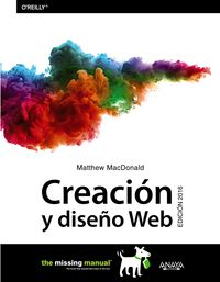 CREACION Y DISEÑO WEB - EDICION 2016