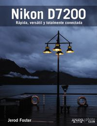 Nikon D7200 - Jerod Foster