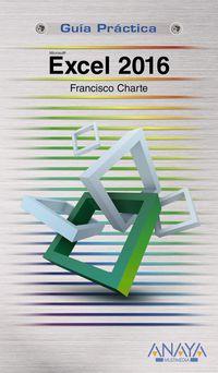 Excel 2016 - Francisco Chartre