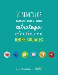 10 Sencillos Pasos Para Una Estrategia Efectiva En Redes Sociales - Oscar Rodriguez Fernandez