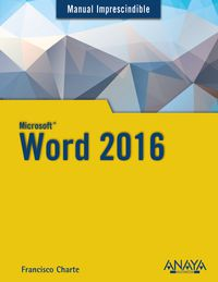 Word 2016 - Francisco Chartre