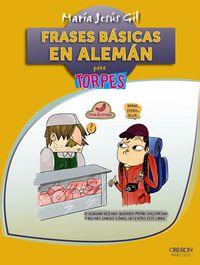 Frases Basicas En Aleman - Maria Jesus Gil Valdes