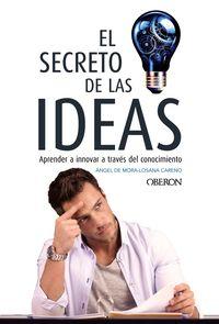 El secreto de las ideas - Angel De Mora-Lozana Careno
