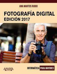 FOTOGRAFIA DIGITAL - EDICION 2017