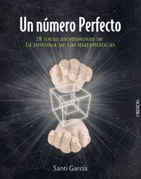 Un numero perfecto - Santi Garcia