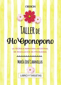 Taller De Ho'oponopono - Maria Jose Cabanillas Claramonte