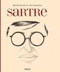 Sartre - Mathilde Ramadier / Ana‹s Depommier