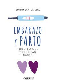 Embarazo Y Parto - Emilio Santos Leal
