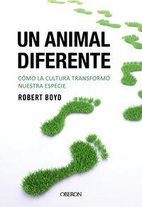 Un animal diferente - Robert Boyd