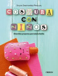 Costura Con Niños - Sylvia Santivañez Pascual
