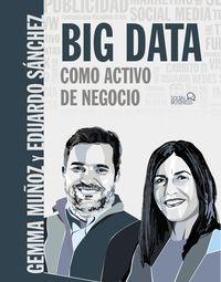 Big Data Como Activo De Negocio - Gemma Muñoz Vera / Eduardo Sanchez Rojo