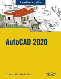 Autocad 2020 - Fernando Montaño La Cruz